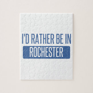I'd rather be in Rock Hill Jigsaw Puzzle