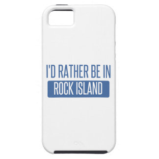 I'd rather be in Rockford Case For The iPhone 5