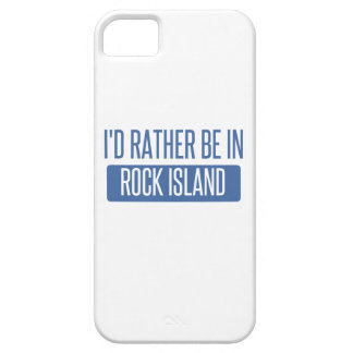 I'd rather be in Rockford iPhone 5 Covers