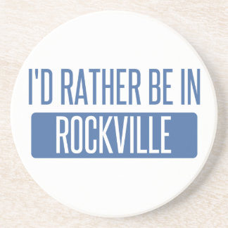 I'd rather be in Rockville Coaster