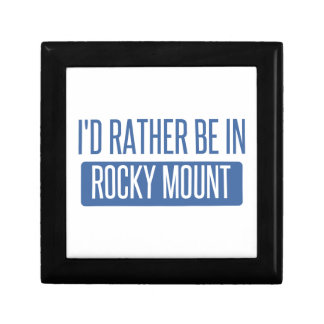 I'd rather be in Rocky Mount Gift Box
