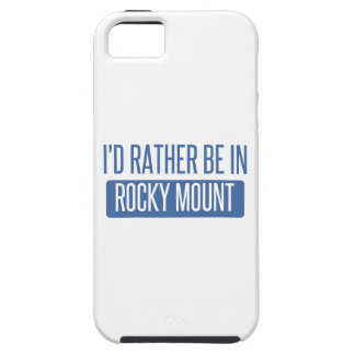 I'd rather be in Rocky Mount iPhone 5 Covers