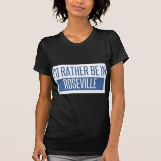 I'd rather be in Roseville MI T-Shirt