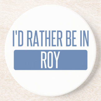 I'd rather be in Roy Coaster