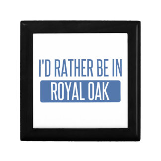 I'd rather be in Royal Oak Gift Box