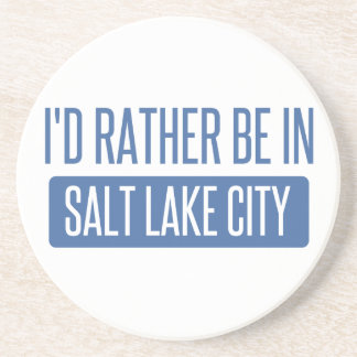I'd rather be in Salt Lake City Coaster