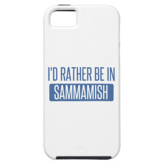 I'd rather be in Sammamish Case For The iPhone 5