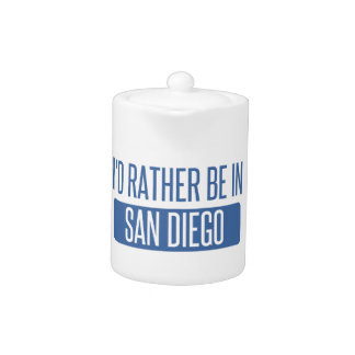 I'd rather be in San Diego