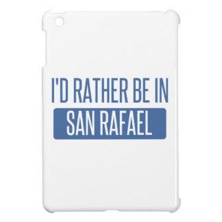 I'd rather be in San Rafael iPad Mini Cover