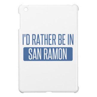 I'd rather be in San Ramon iPad Mini Covers