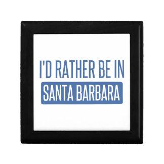 I'd rather be in Santa Barbara Gift Box