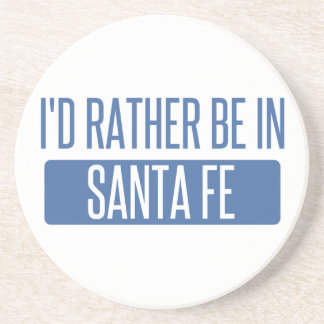 I'd rather be in Santa Fe Coaster