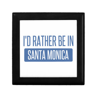 I'd rather be in Santa Monica Gift Box