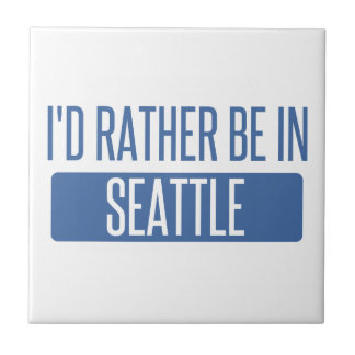 I'd rather be in Seattle Tile