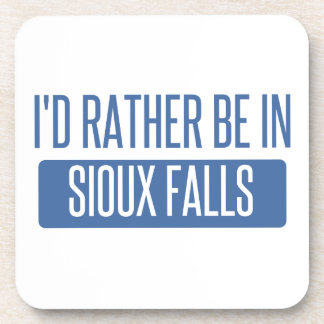 I'd rather be in Sioux Falls Coaster