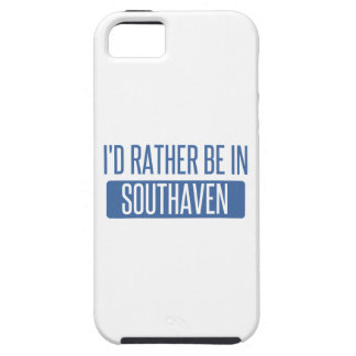 I'd rather be in Southaven iPhone 5 Case