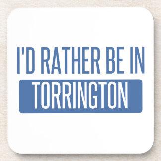 I'd rather be in Torrington Coaster