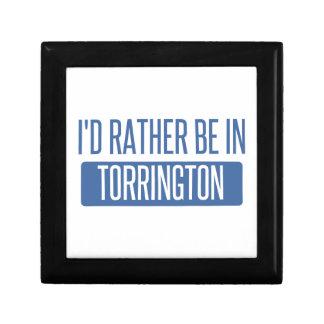 I'd rather be in Torrington Gift Box