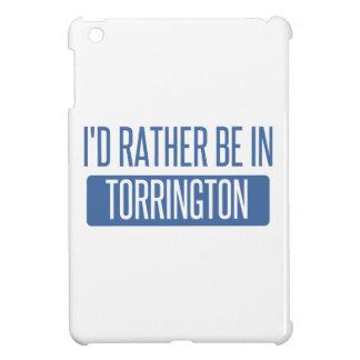 I'd rather be in Torrington iPad Mini Cases