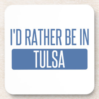 I'd rather be in Tulsa Coaster