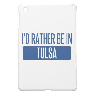 I'd rather be in Tulsa iPad Mini Covers