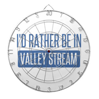 I'd rather be in Valley Stream Dart Boards