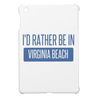 I'd rather be in Virginia Beach iPad Mini Cases