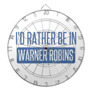 I'd rather be in Warner Robins Dart Boards