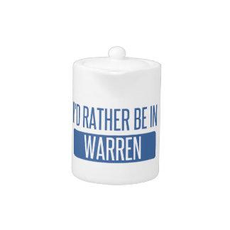 I'd rather be in Warren MI