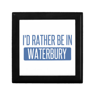I'd rather be in Waterbury Gift Box