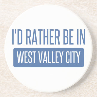 I'd rather be in West Valley City Coaster