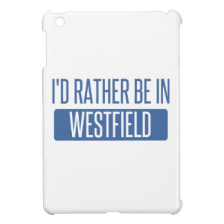 I'd rather be in Westfield iPad Mini Covers