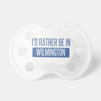I'd rather be in Wilmington DE Pacifier