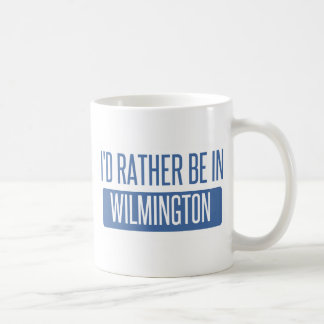 I'd rather be in Wilmington NC Coffee Mug