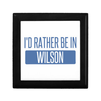 I'd rather be in Wilson Gift Box