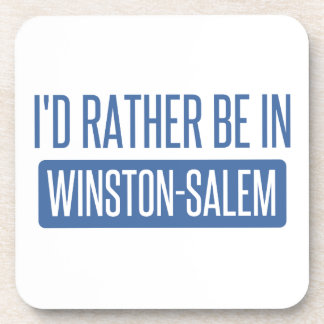 I'd rather be in Winston-Salem Coasters