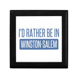 I'd rather be in Winston-Salem Gift Box