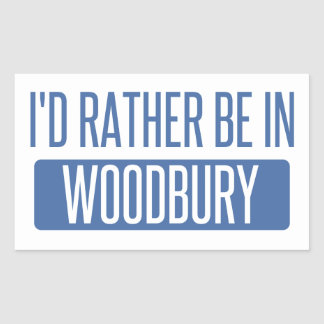 I'd rather be in Woodbury