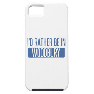 I'd rather be in Woodbury Case For The iPhone 5