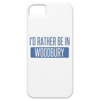 I'd rather be in Woodbury iPhone 5 Cover