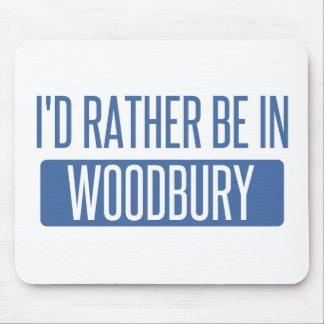 I'd rather be in Woodbury Mouse Pad