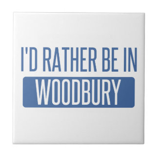I'd rather be in Woodbury Tile