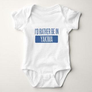 I'd rather be in Yakima Baby Bodysuit