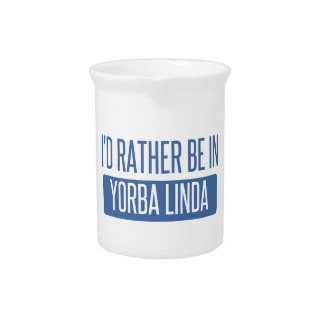 I'd rather be in Yorba Linda Pitcher