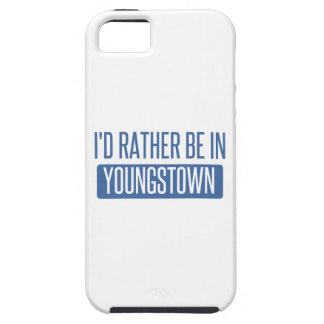 I'd rather be in Youngstown iPhone 5 Covers