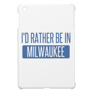 I'd rather be iPad mini covers