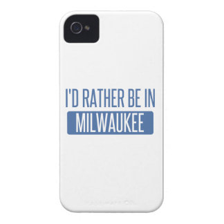 I'd rather be iPhone 4 cover