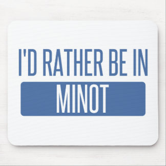 I'd rather be mouse pad