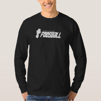 I'd Rather Be Playing Foosball (White) T-Shirt