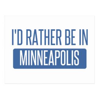 I'd rather be postcard